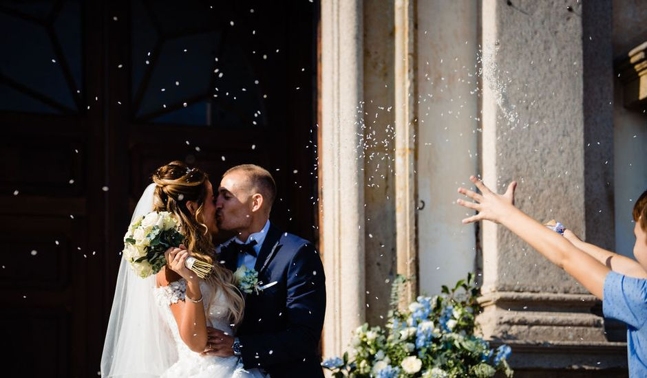 Il matrimonio di Giacomo  e Alessandra  a Gaggiano, Milano