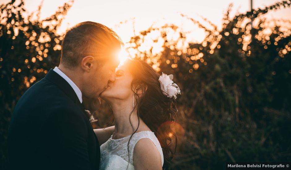 Il matrimonio di Simona e Daniele a Chiaramonte Gulfi, Ragusa