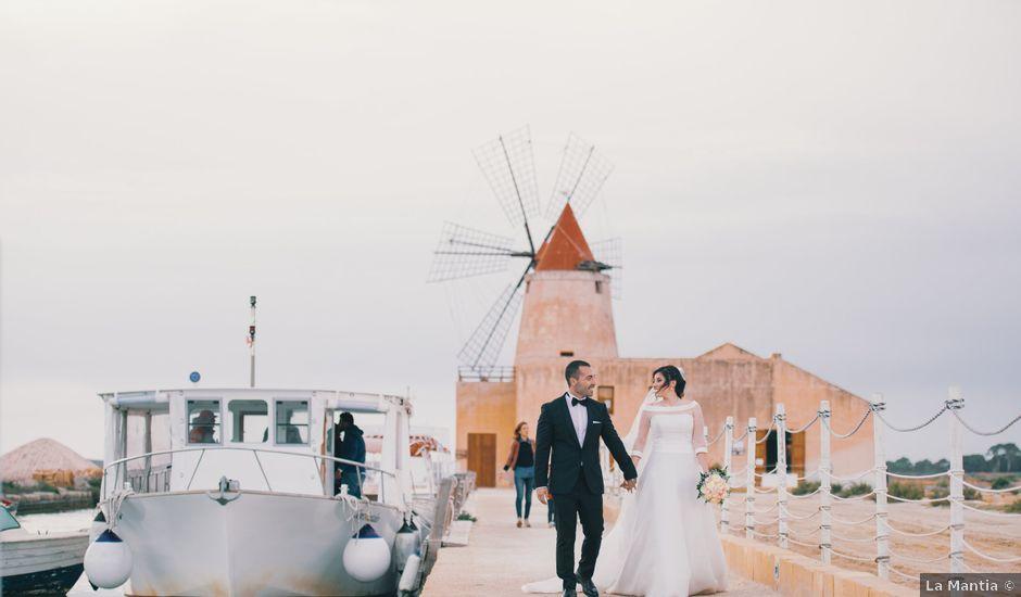 Il matrimonio di Antonella e Antonio a Marsala, Trapani