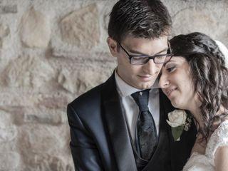 Le nozze di Elisabetta e Cristiano