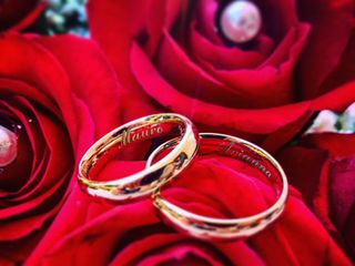 Le nozze di Arianna e Mauro