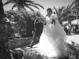 Le nozze di Miriam e Mario 1