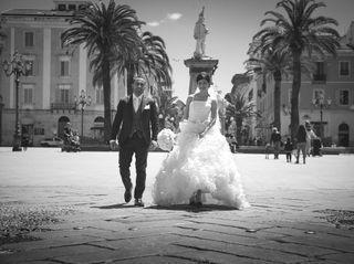 Le nozze di Miriam e Mario