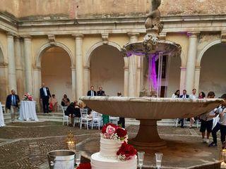 Le nozze di Marina e Domenico 1