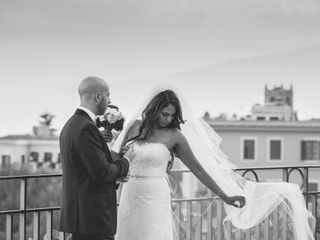 Le nozze di Amanda e Vincenzo