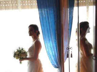 Le nozze di Giorgio e Alesia 1
