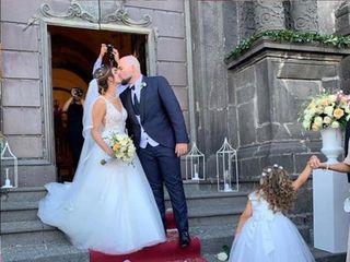 Le nozze di Giorgio e Alesia