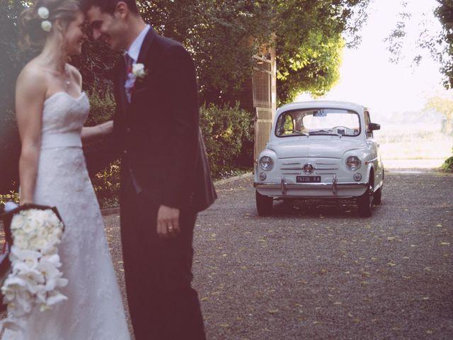 Le nozze di Elena e Giacomo