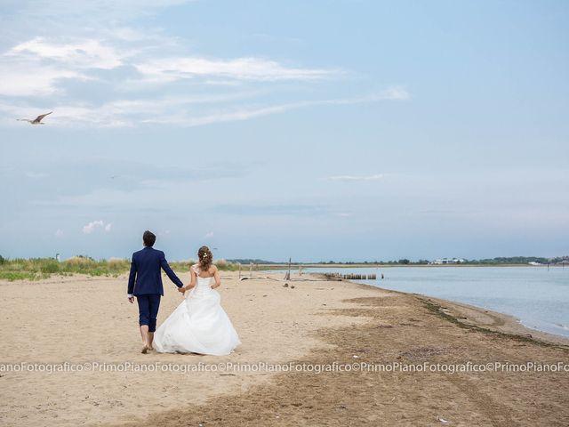 Il matrimonio di Matteo e Elena a San Michele al Tagliamento, Venezia 1