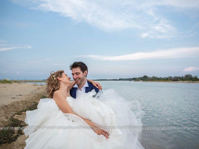 Il matrimonio di Matteo e Elena a San Michele al Tagliamento, Venezia 2