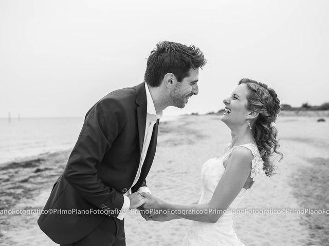 Il matrimonio di Matteo e Elena a San Michele al Tagliamento, Venezia 3