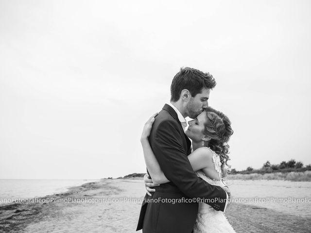 Il matrimonio di Matteo e Elena a San Michele al Tagliamento, Venezia 4
