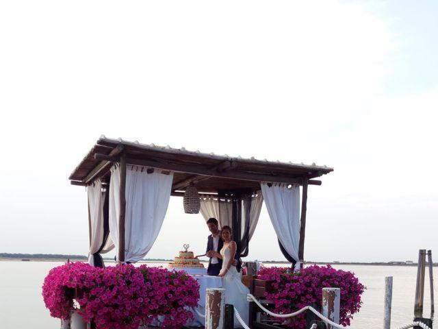 Il matrimonio di Matteo e Elena a San Michele al Tagliamento, Venezia 9