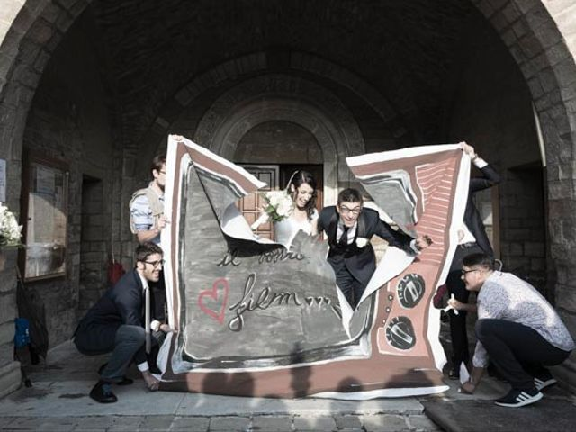 Il matrimonio di Cristiano e Elisabetta a Jesi, Ancona 63