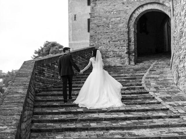 Il matrimonio di Cristiano e Elisabetta a Jesi, Ancona 72