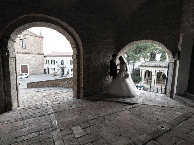 Il matrimonio di Cristiano e Elisabetta a Jesi, Ancona 78