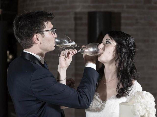 Il matrimonio di Cristiano e Elisabetta a Jesi, Ancona 110