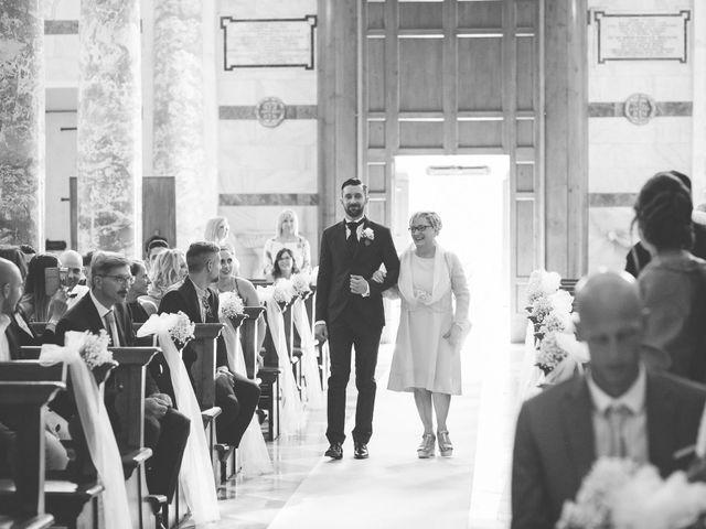 Il matrimonio di Matteo e Valentina a San Miniato, Pisa 10