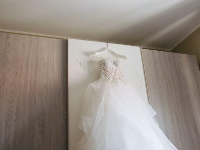 Il matrimonio di Matteo e Valentina a San Miniato, Pisa 11