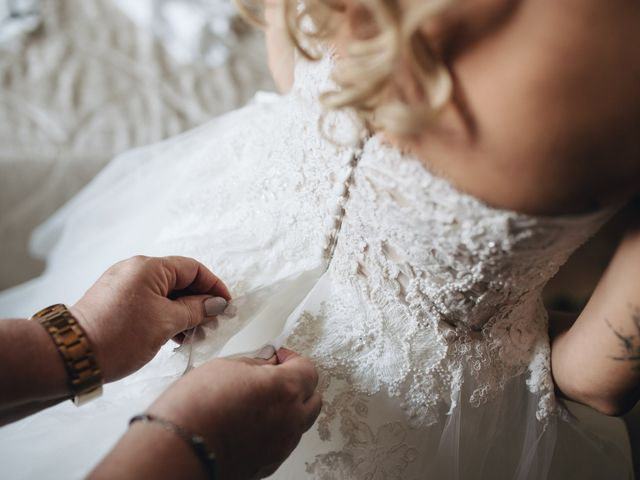 Il matrimonio di Matteo e Valentina a San Miniato, Pisa 21