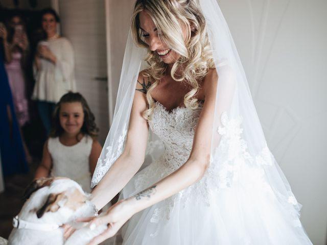 Il matrimonio di Matteo e Valentina a San Miniato, Pisa 22