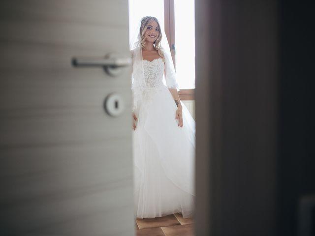 Il matrimonio di Matteo e Valentina a San Miniato, Pisa 23