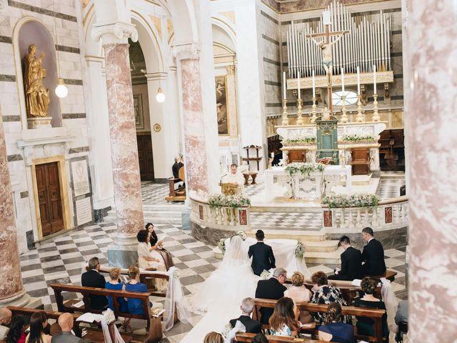 Il matrimonio di Matteo e Valentina a San Miniato, Pisa 31