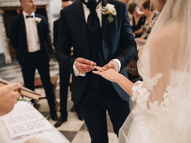 Il matrimonio di Matteo e Valentina a San Miniato, Pisa 32