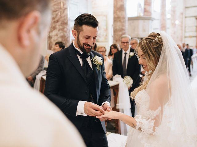 Il matrimonio di Matteo e Valentina a San Miniato, Pisa 33