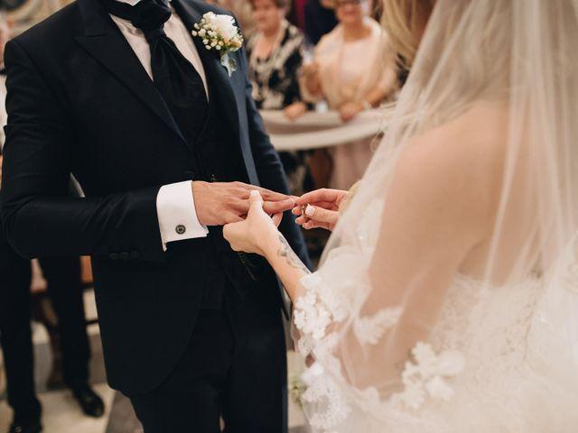 Il matrimonio di Matteo e Valentina a San Miniato, Pisa 34