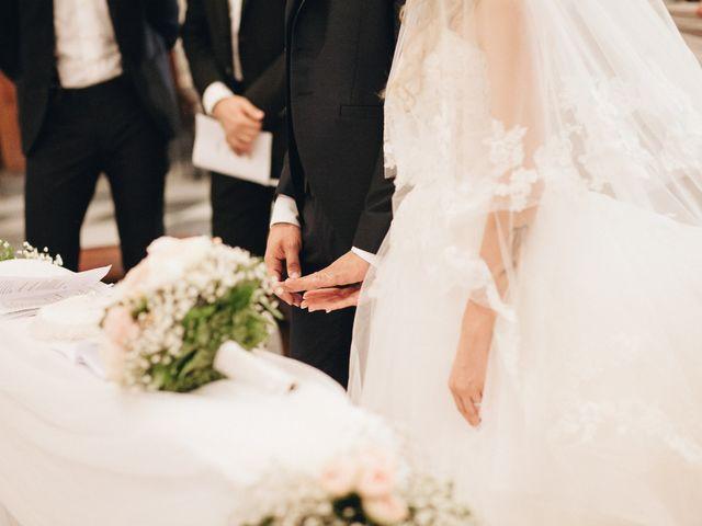 Il matrimonio di Matteo e Valentina a San Miniato, Pisa 35
