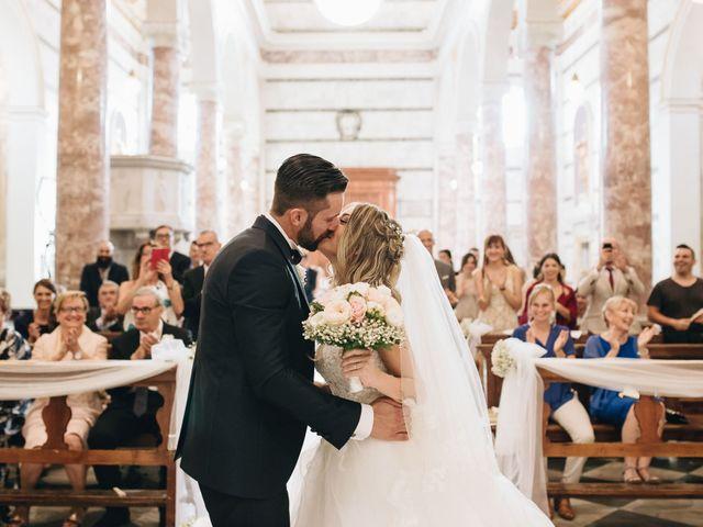 Il matrimonio di Matteo e Valentina a San Miniato, Pisa 36