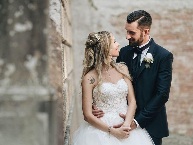 Il matrimonio di Matteo e Valentina a San Miniato, Pisa 42