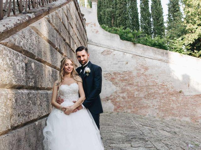 Il matrimonio di Matteo e Valentina a San Miniato, Pisa 43