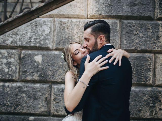 Il matrimonio di Matteo e Valentina a San Miniato, Pisa 45