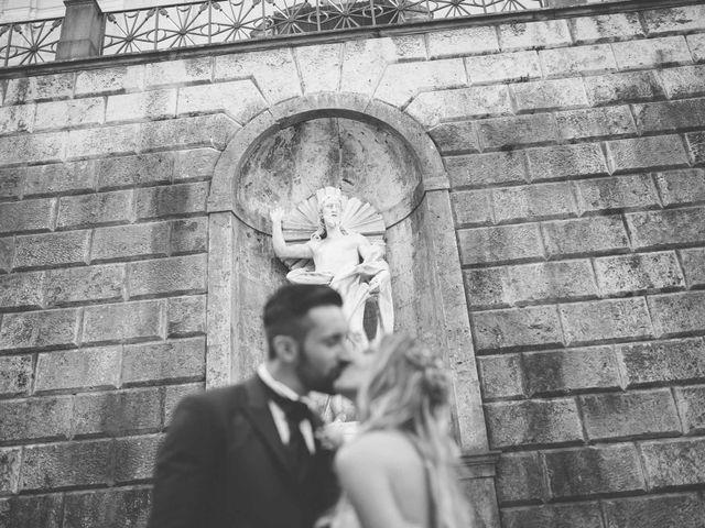 Il matrimonio di Matteo e Valentina a San Miniato, Pisa 46