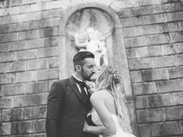 Il matrimonio di Matteo e Valentina a San Miniato, Pisa 47