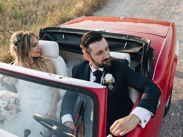 Il matrimonio di Matteo e Valentina a San Miniato, Pisa 48