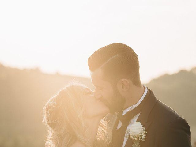 Il matrimonio di Matteo e Valentina a San Miniato, Pisa 51