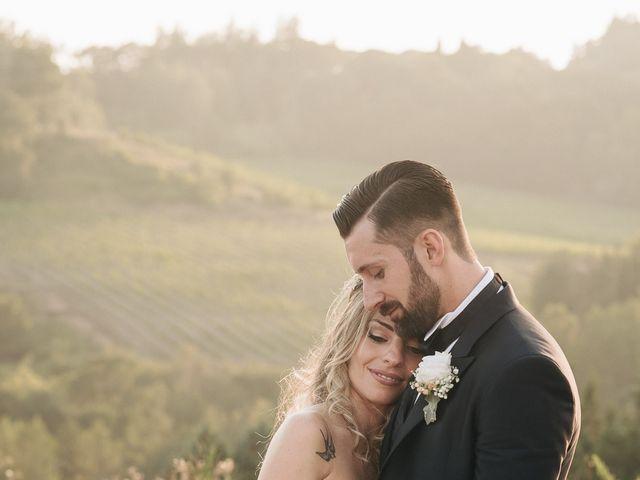 Il matrimonio di Matteo e Valentina a San Miniato, Pisa 52