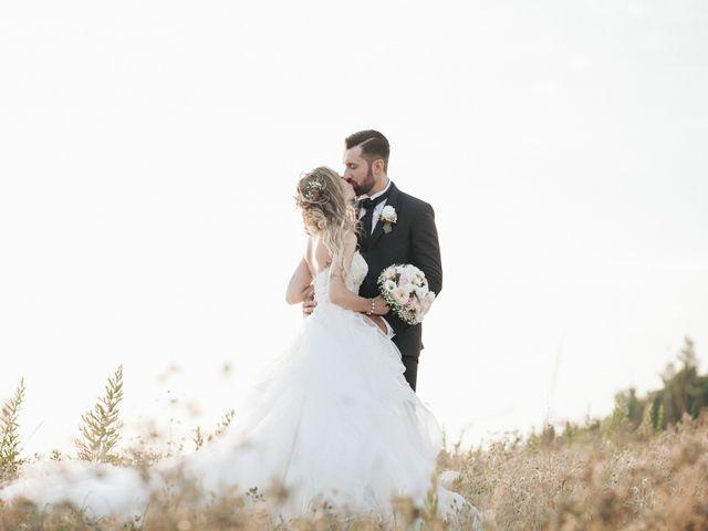 Il matrimonio di Matteo e Valentina a San Miniato, Pisa 54