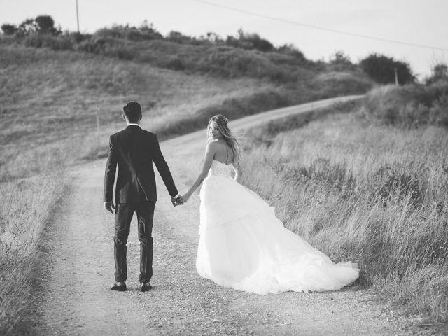 Il matrimonio di Matteo e Valentina a San Miniato, Pisa 2