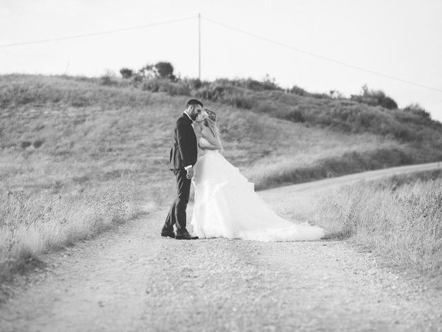 Il matrimonio di Matteo e Valentina a San Miniato, Pisa 55