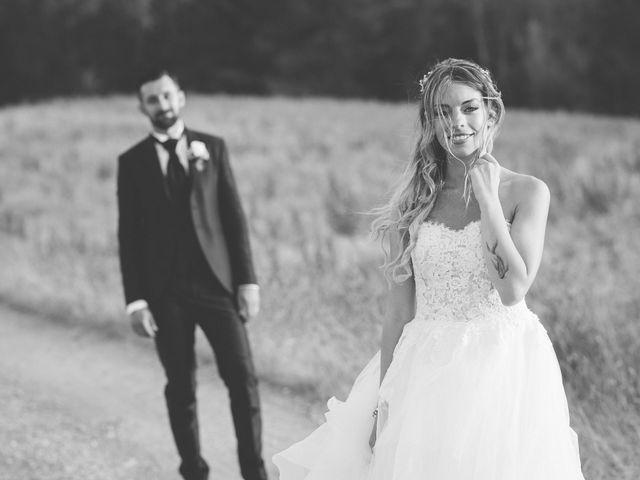 Il matrimonio di Matteo e Valentina a San Miniato, Pisa 56