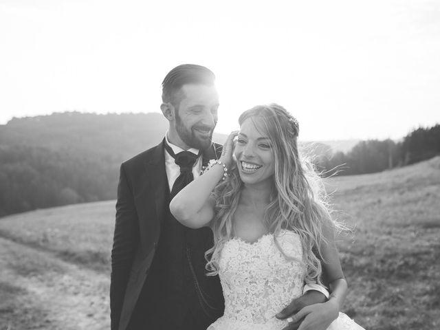 Il matrimonio di Matteo e Valentina a San Miniato, Pisa 57