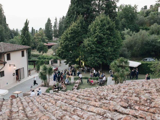 Il matrimonio di Matteo e Valentina a San Miniato, Pisa 58