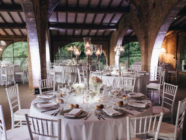 Il matrimonio di Matteo e Valentina a San Miniato, Pisa 60