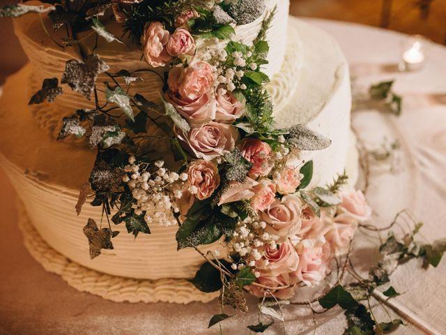 Il matrimonio di Matteo e Valentina a San Miniato, Pisa 63