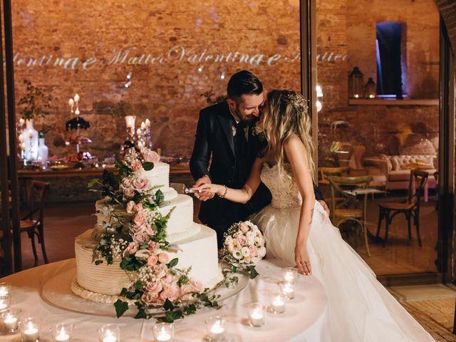 Il matrimonio di Matteo e Valentina a San Miniato, Pisa 64
