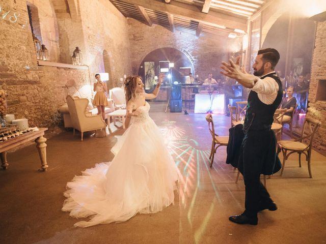 Il matrimonio di Matteo e Valentina a San Miniato, Pisa 65